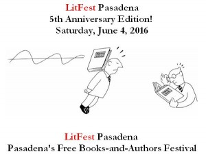 A Flash of Inspiration at LitFest Pasadena