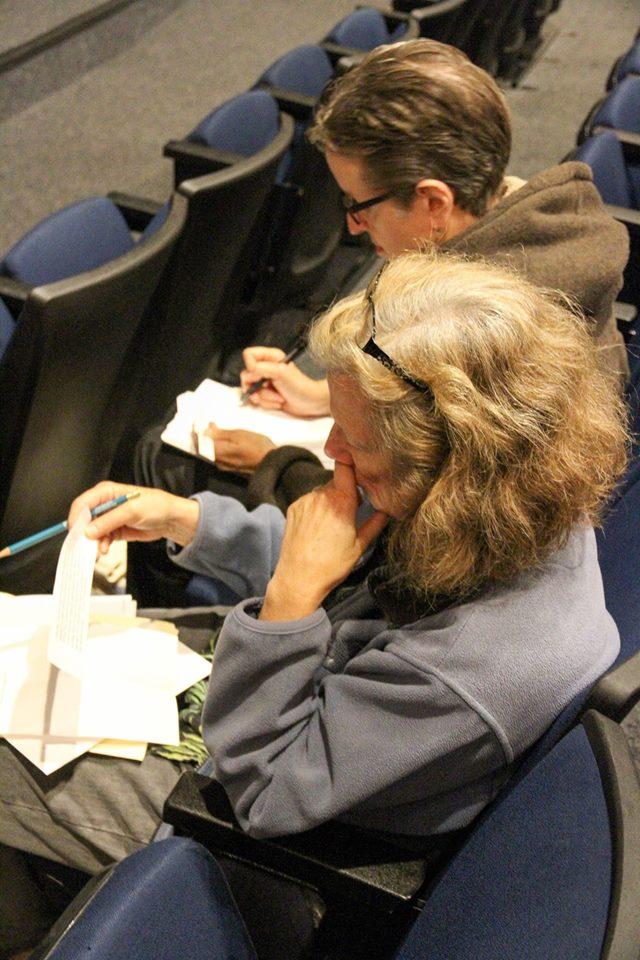 audience-members-reinterpret-favorite-literary-excerpts-into-another-genre-in-our-micro-workshop