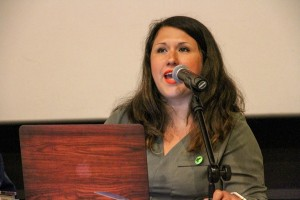 Vanessa Angelica Villarreal @ Southern California Poetry Festival, Exposition Review