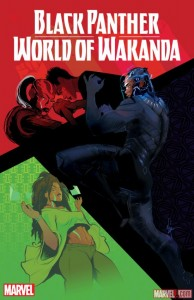Black Panther World of Wakanda Ta-Nehisi Coates Roxane Gay Expo Recommends
