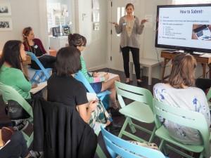"Recap: WriteGirl ""Share Your Voice!"" Seminar @ The Hatchery"