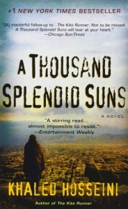 Khaled Hosseini A Thousand Splendid Suns Expo Recommends Laura Rensing