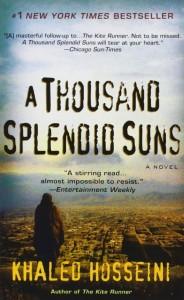 Khaled Hosseini A Thousand Splendid Suns Expo Recommends Laura Rensing