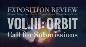 "Call for Submissions for Volume III: ""Orbit"""