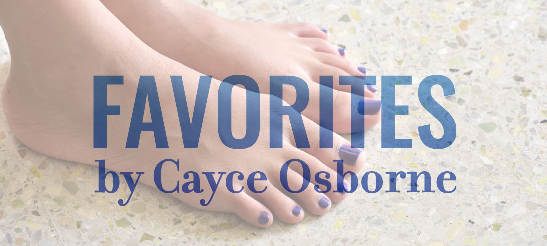 Flash405-Favorites-CayceOsborne