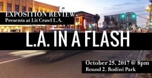 "Recap: ""L.A. in a Flash"" @ Lit Crawl L.A."