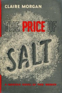 The Price of Salt Patricia Highsmith