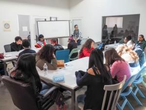 "Recap: ""Share Your Voice!"" Seminar with WriteGirl and 826LA"