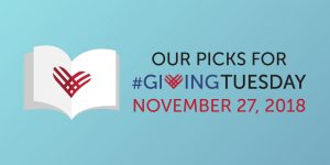 These Lit Orgs Need YOU This #GivingTuesday