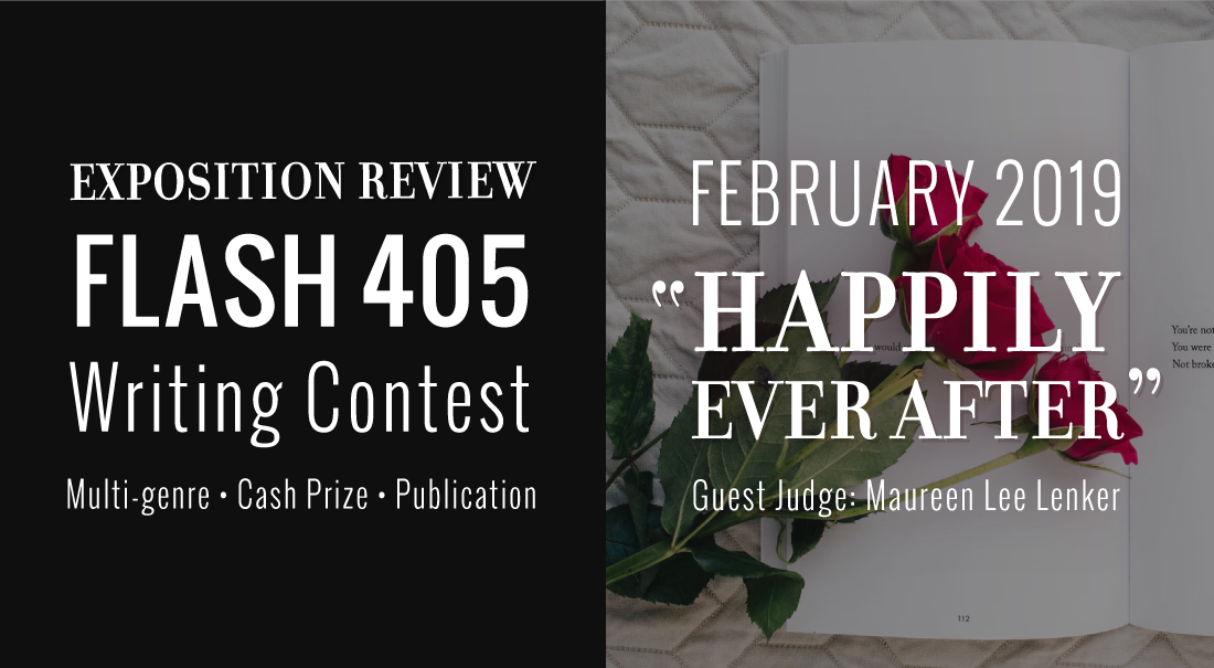 """Call for Entries: Flash 405, Feb 2019: """"Happily Ever After"""
