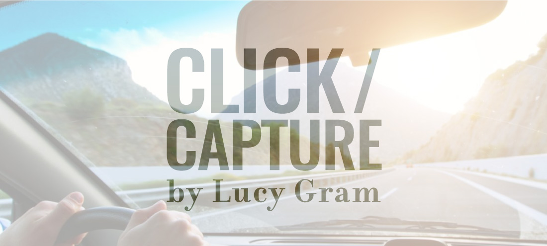 Flash 405, April 2020: Change In Perspective - Click / Capture by Lucy Gram