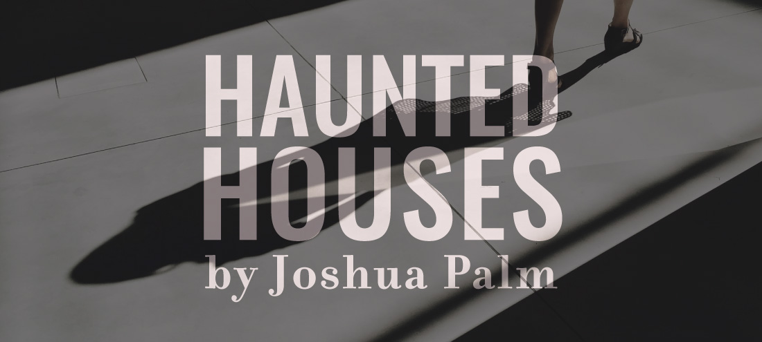 'The Other' short-form poetry contest winner 'Haunted Houses' by Joshua Palm