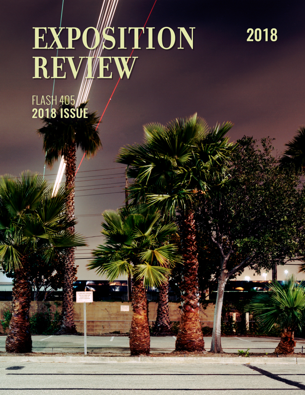 Exposition Review Flash 405 2018 Issue