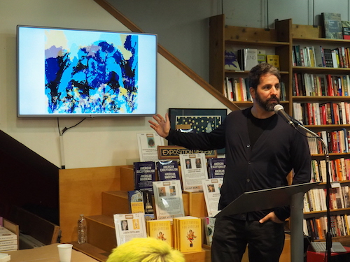 """Our first cover artist to speak at a launch: Doug Fogelson discusses his """"Fauxrest"""" series"""