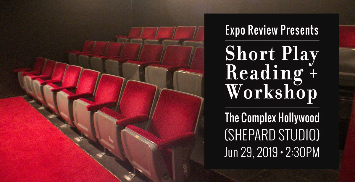 Short Play Reading Workshop ExpoPresents Exposition Review