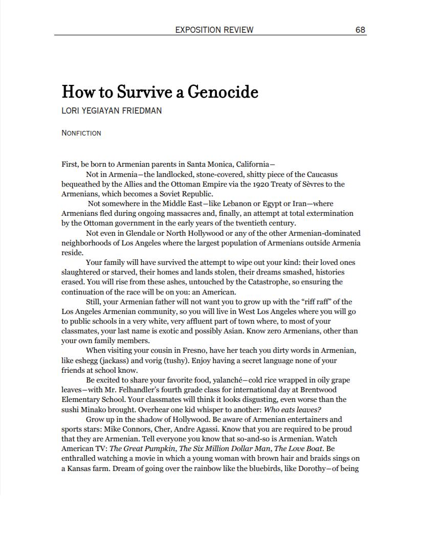 ExpoActBreak-Genocide