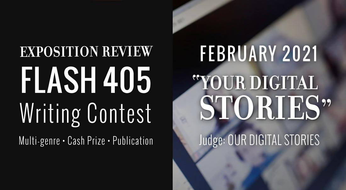 Flash405-YourDigitalStories-Header