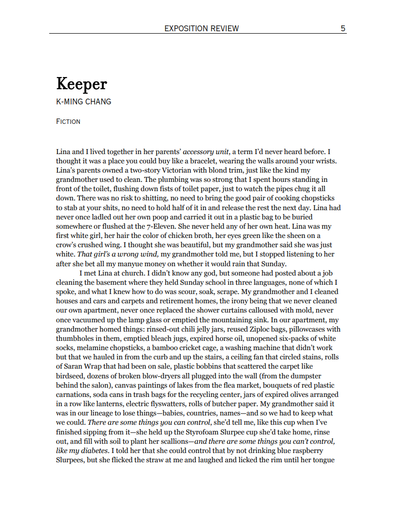 ExpoHunger-Keeper