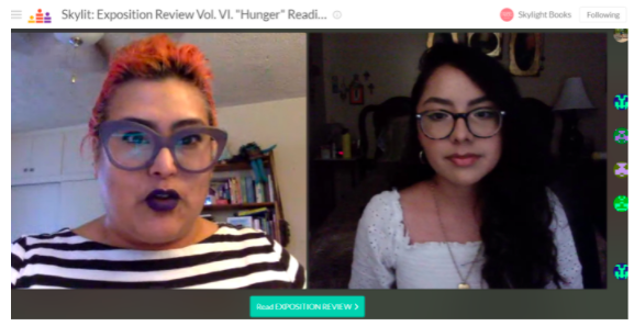 Nonfiction editor Ramona Pilar introduces contributor Sofía Aguilar